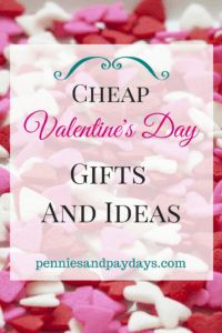Schön Valentineu0027s Day Is About Showing Love And Can Be Budget Friendly Too. Check  Out These. Cheap Valentines Day IdeasValentine ...