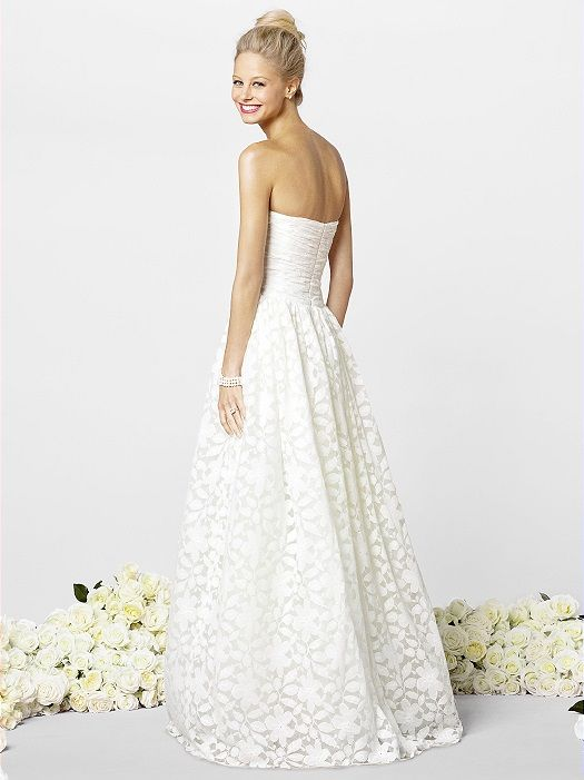 After Six Wedding Dresses Style 1037 http://www.dessy.com/dresses/wedding/1037/#.UydkU_ldV8E