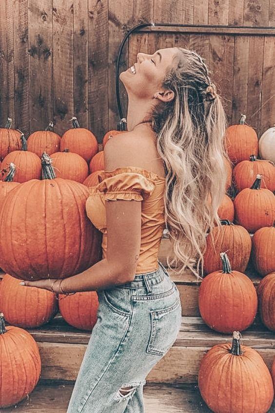 Herbstvoreinstellungen Mobile Voreinstellungen Her…
