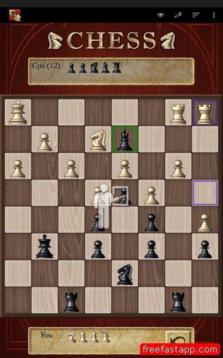تحميل لعبة Chess Free لعبة الشطرنج الجديدة اندرويد  صورة للبرنامج