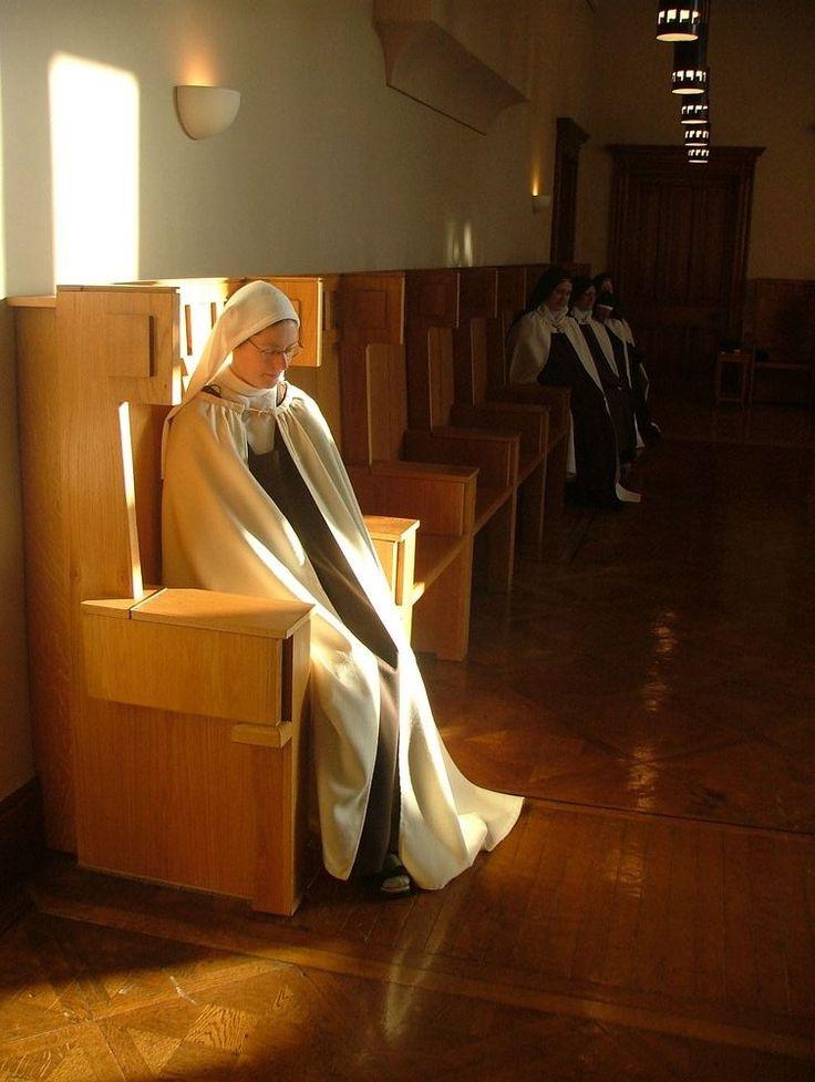 Catholic nuns and priest 1