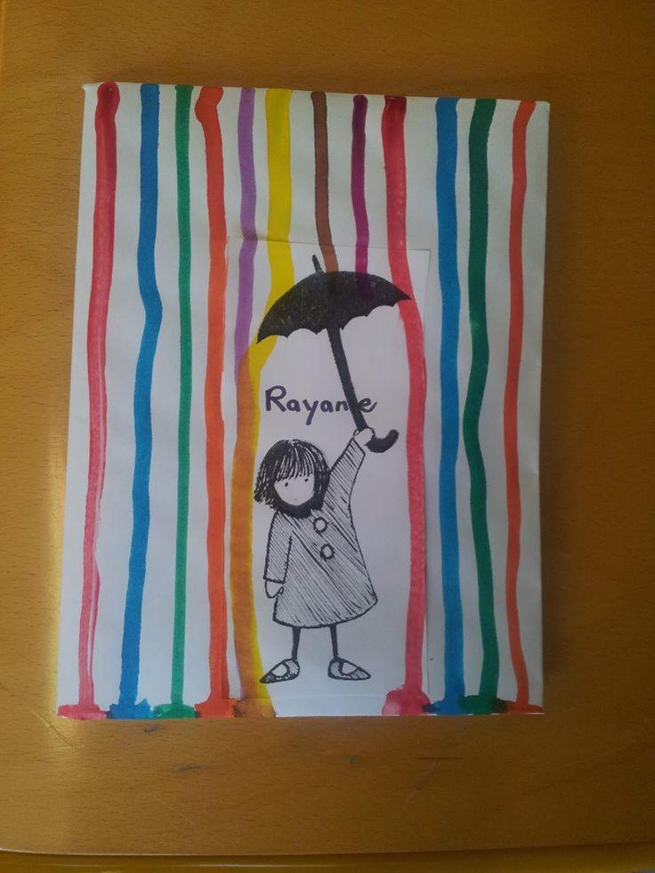 La maternelle de Laurène: Décoration cahiers
