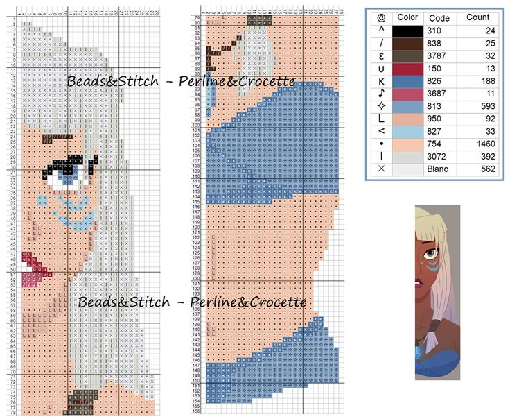 64 best Crochet - Charts - Bookmarks images on Pinterest ...