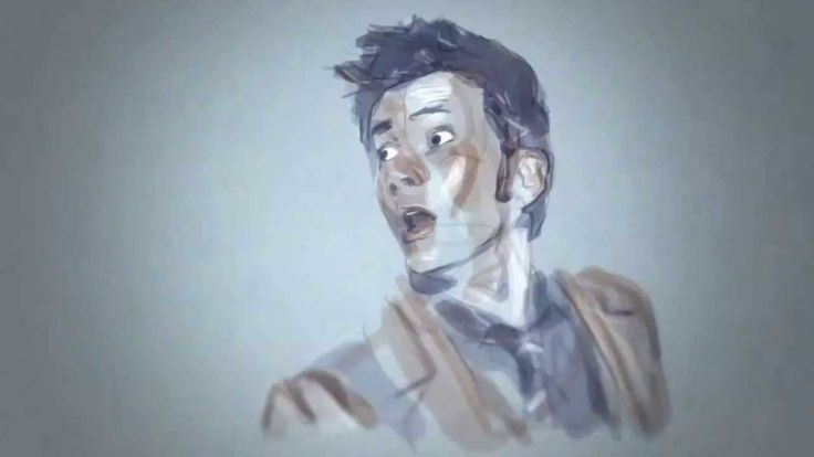 Amazing 'Doctor Who' Animation Mashed Up With the Song 'Take on Me' by A-ha