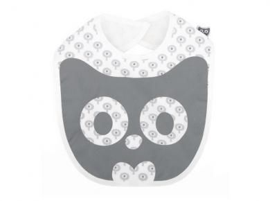 owl bib in TiS giftbox | Tis Lifestyle: the official website