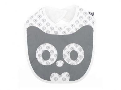 owl bib in TiS giftbox | Tis Lifestyle: the official website