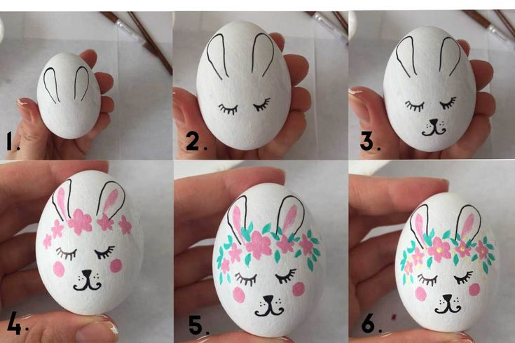 Bunny Easter Egg Kindness Confetti
