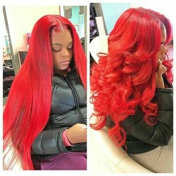 Best 25 red weave hairstyles ideas on pinterest red weave sew my favorite hair color is red pmusecretfo Choice Image