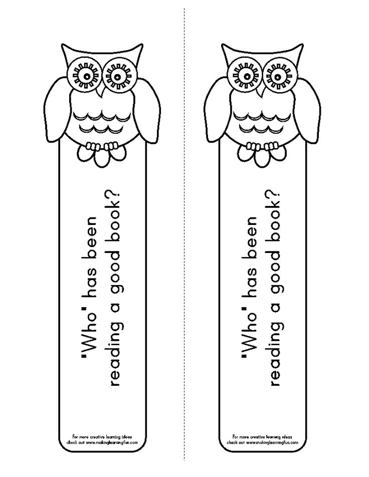 bookmark printing template - best 25 printable book marks ideas on pinterest book