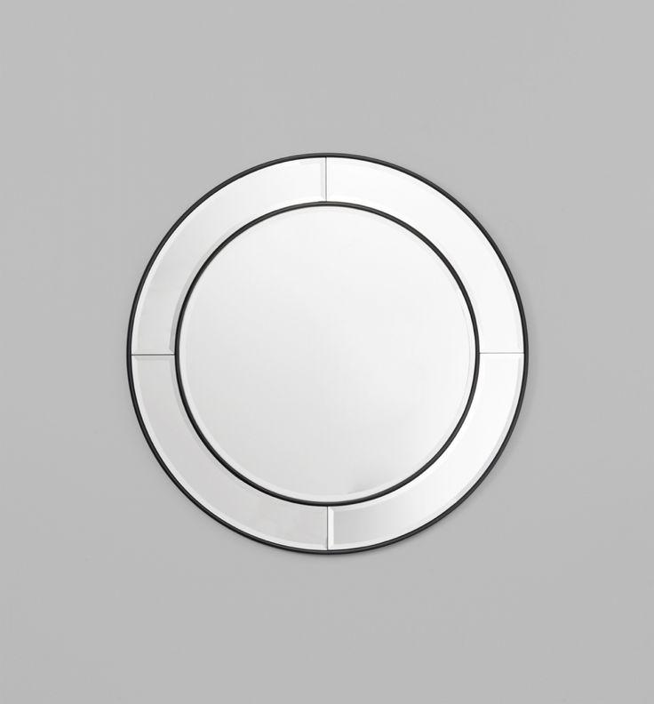 Print Decor - Art, Mirrors, Frames - Quattro Round Mirror, $559.00 (http://www.printdecor.com.au/mirrors-melbourne-home-decor/quattro-round-mirror/)