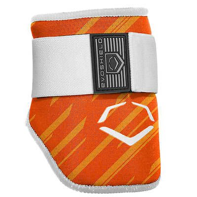 Other Baseball Protective Gear 181317: Evoshield Speed Stripe Adult Baseball Batters Elbow Guard - Orange -> BUY IT NOW ONLY: $44.95 on eBay!