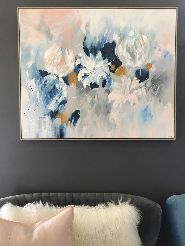 Her soft colour palette & technique will make any space in the home look complete.