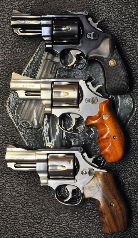 Smith and Wesson Revolvers Find our speedloader now!  http://www.amazon.com/shops/raeind