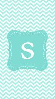 Make it...Create--Printables & Backgrounds/Wallpapers: iPhone 5 Chevron Initial