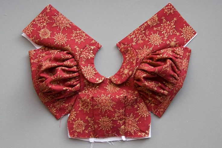 * Brilliant website with lots of dress patterns - Dress - step by step photos, pattern & tutorial