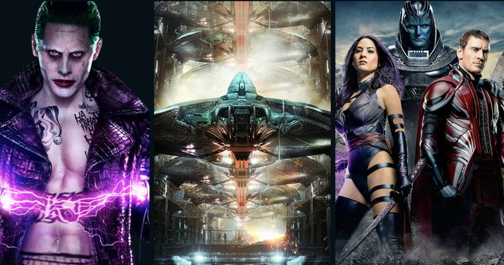 New 'Suicide Squad', 'X-Men' & 'ID4 2' Trailers Coming Soon -- New trailers from 20th Century Fox's 'Suicide Squad', 'X-Men: Apocalypse' and 'Independence Day 2' have all been rated and will be coming soon. -- http://movieweb.com/suicide-squad-x-men-apocalypse-independence-day-2-trailers/