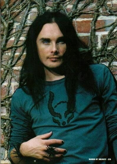 Dani Filth was my physical model for the vampire Requiem. Requiem is the first vampire Ethereal ever met and he has been determined over the years to keep her out of the vampire world. He owns The Red Fang nightclub.