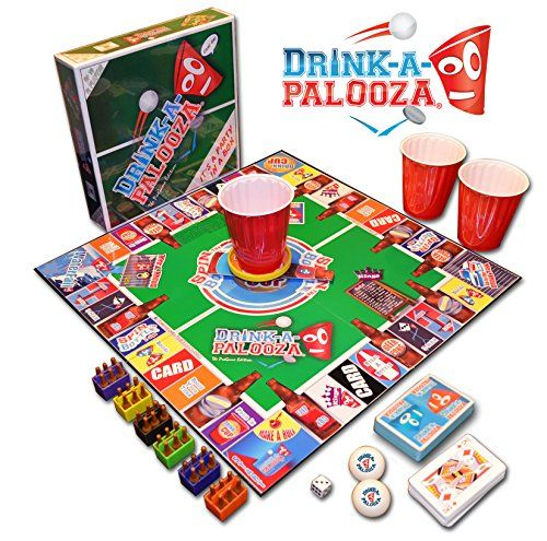 Drink-A-Palooza® Drinking Board Game: College Drinking Games by WAGNER CONCEPTS INC http://www.amazon.com/dp/B008RQ1PSK/ref=cm_sw_r_pi_dp_Om.Xtb1X475HS9RH
