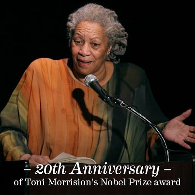 toni morrison s acceptance speech for nobel prize Nobel lecture toni morrison toni morrison, nobel wkeller on october 2nd 2008, 11:55 am morrison is proving, in her speech.