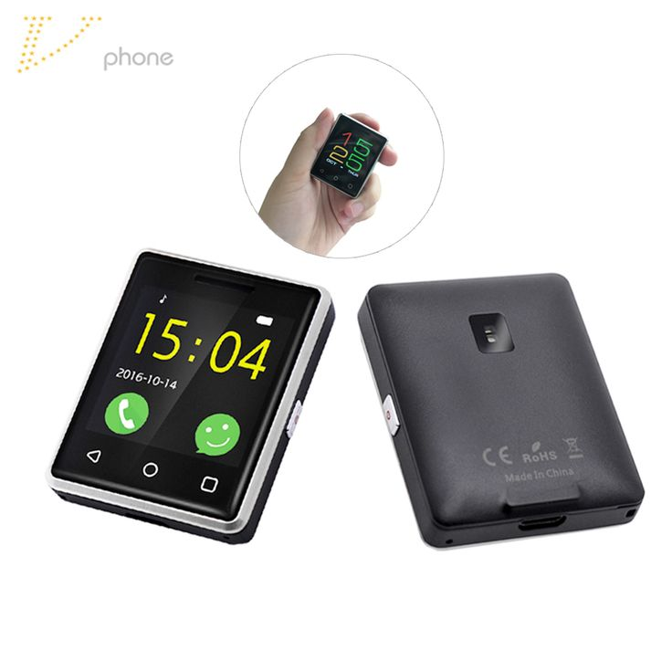 Vphone S8 Smallest Smartphone 1.54 inch 128M64M Rugged Mobile Phone