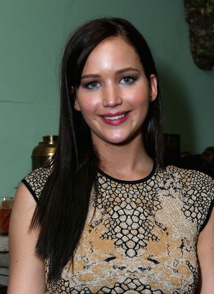JENNIFER LAWRENCE BLONDEHAIR | Move Over Blonde Hair Jennifer Lawrence Is Now A Brunette | Fashion ...
