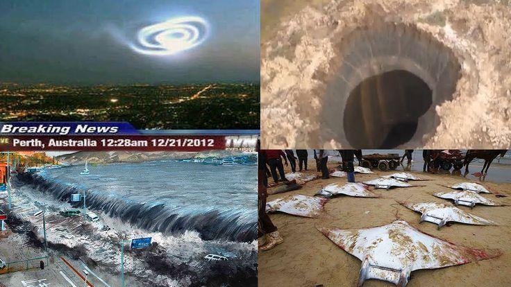 ya se esta viendo...... sera el fin???...ÚLTIMOS EVENTOS INEXPLICABLES [COSAS INCREÍBLES DEL MUNDO] HD 2015