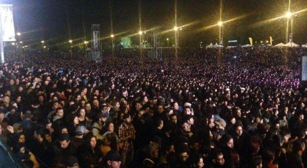 Más de 270.000 personas han vibrado en los 2 días del festival más rockero de Colombia