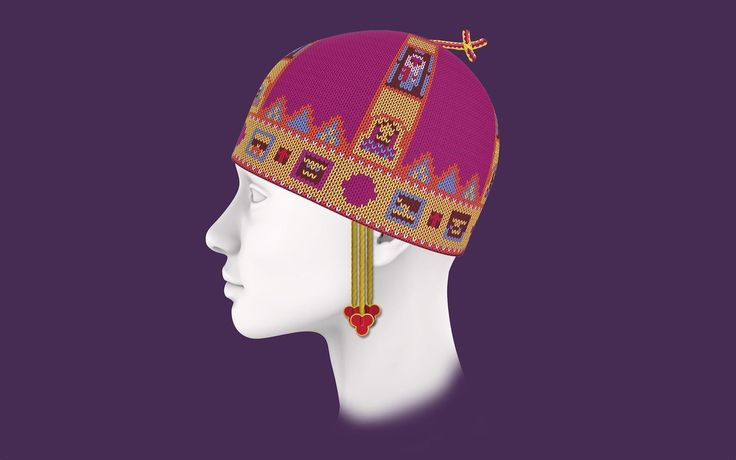 WINTER HAT  The Holy Crown, aside from being a holy crown, is also a legal person not only representing, but actually being the Hungarian Government.  Design by Písta Contenta