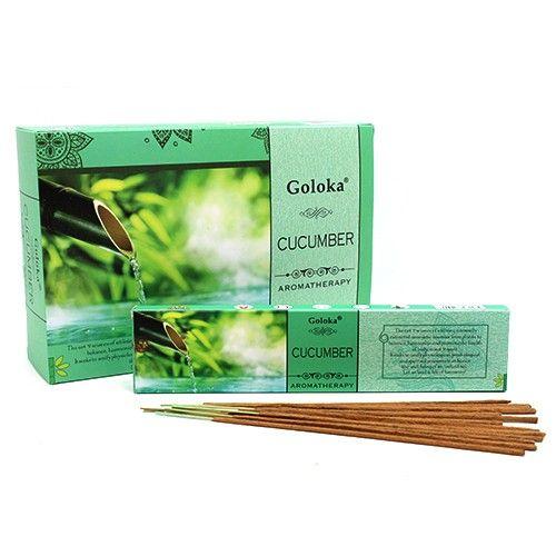 Goloka aromaterapia pepino | AW Regalos