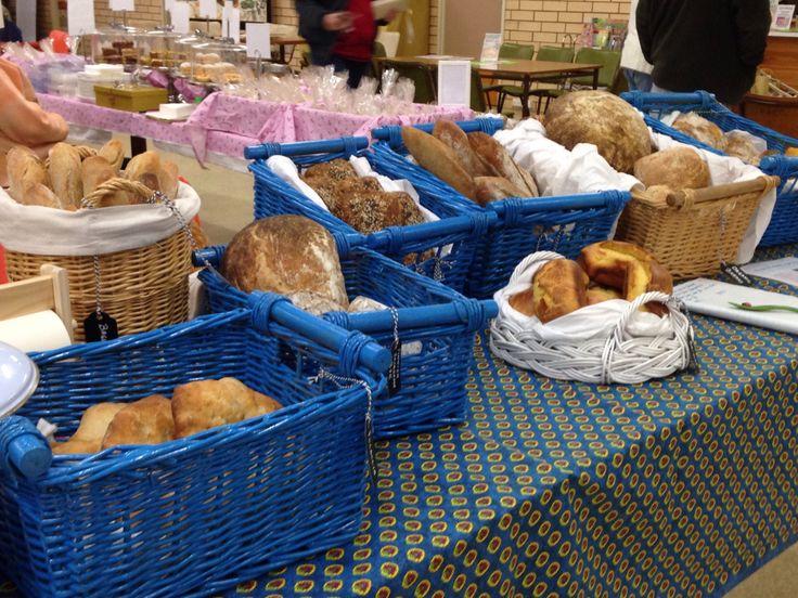 #FlourAndSpice at the Riverland Farmers' Market