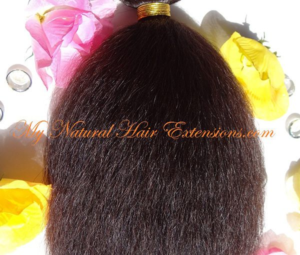 This hair comes from the site Mynaturalhair.com and is the texture #coarse yaki