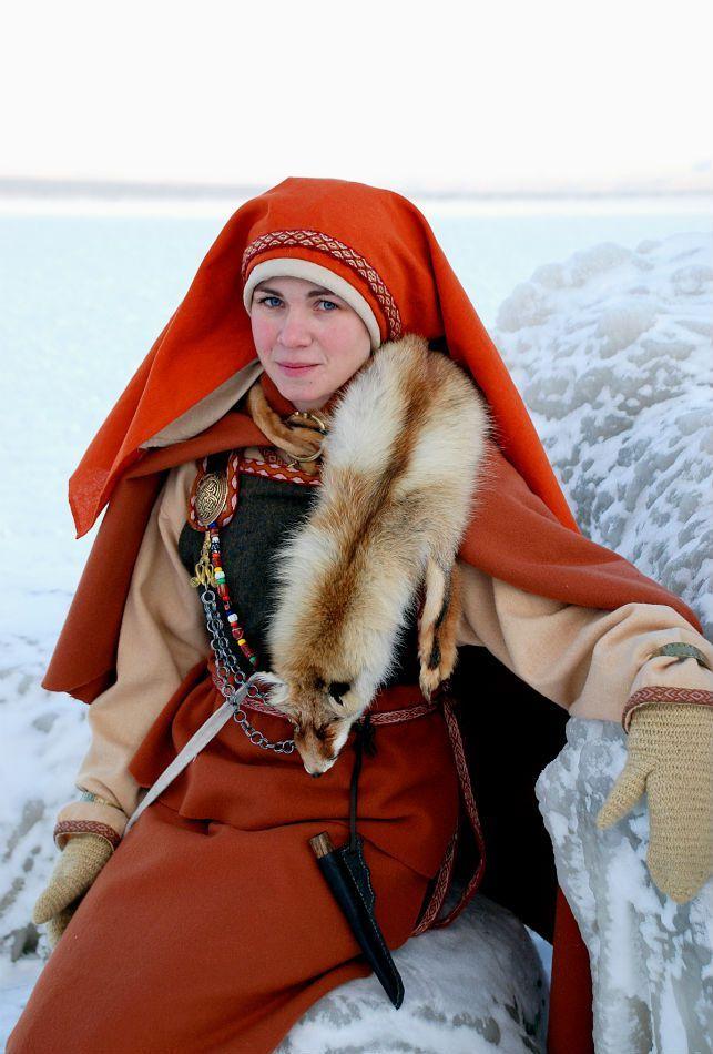 Вепсы  -   Ольга Смотрова. Vepsians - Olga Smotrova.
