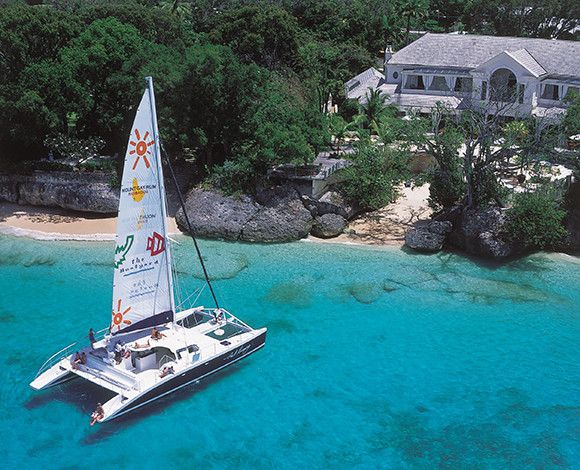 Catamaran Barbados