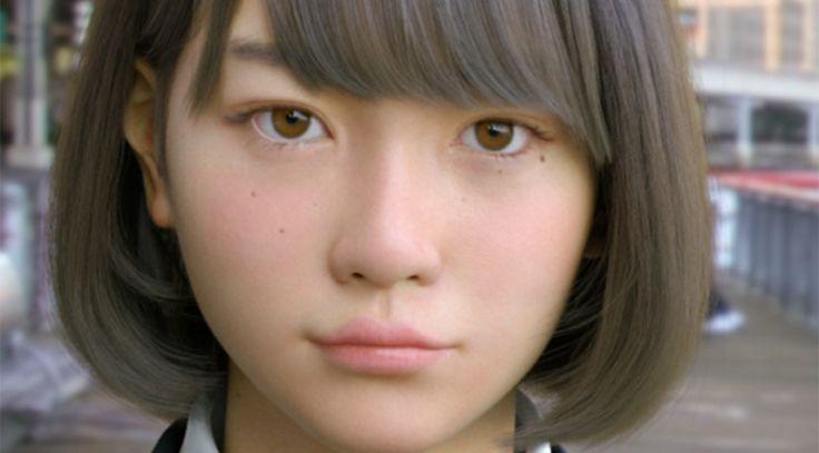 Esta chica no es real: Así han avanzado las gráficas CGI - FayerWayer