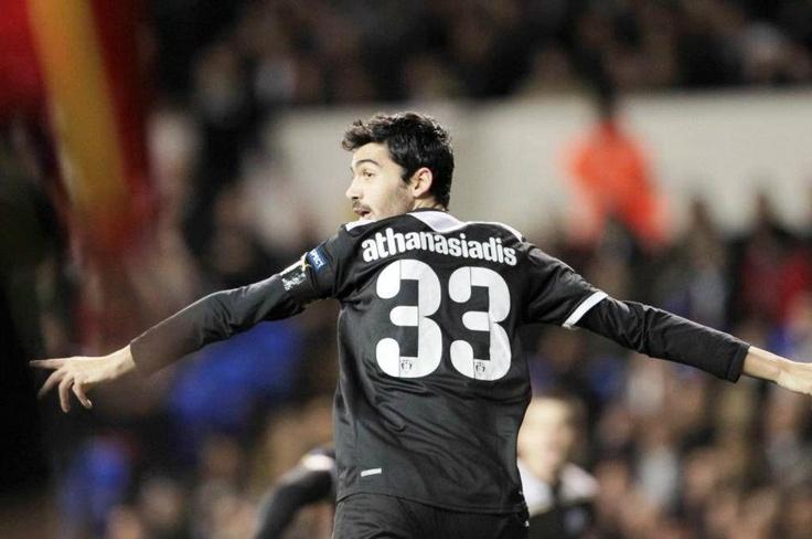 Tottenham Hotspur - PAOK FC 1-2