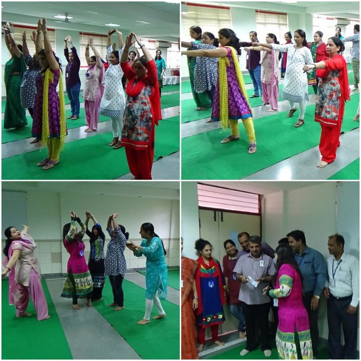 """Today, KIIT Gurgaon concluded **Faculty Development Programs** with two Activities """"Zumba Dance"""" & """"Musical Four Corners"""".Special thanks to KIIT & """"Mrs. Neelima Kamrah"""" for organizing such wonderful and enthusiastic programs for employees. These programs were a great step towards creating an emotional connection between the KIIT and its employees."""