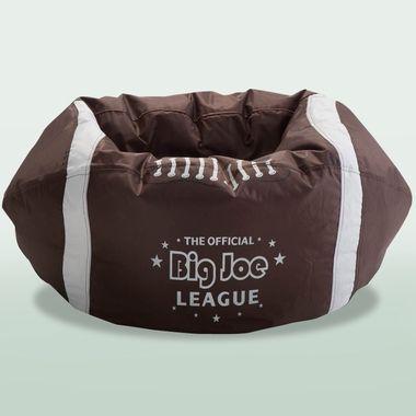 Comfort Research Big Joe Football Bean Bag FREE SHIPPING - $64.00