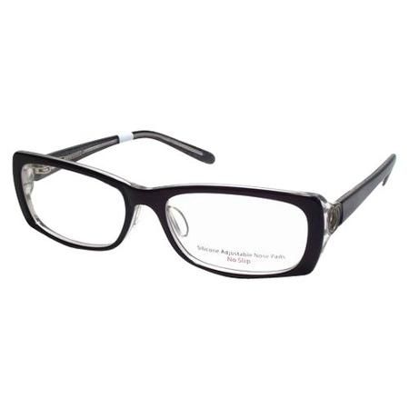 buy contour womens rx able eyeglass frames black at