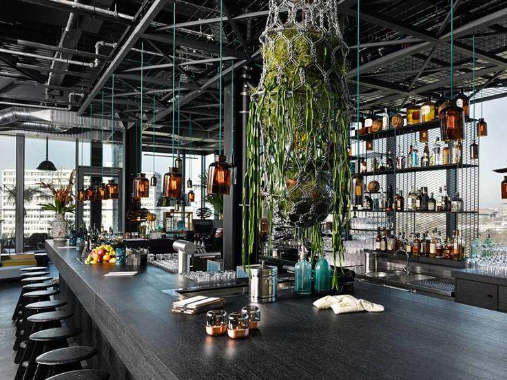 25hours Hotel Bikini Berlin Monkey Bar