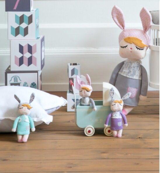 Image of Mini Kanin Dolls