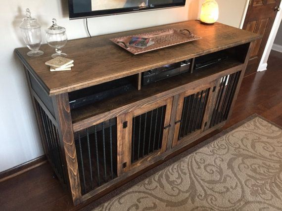 Entertainment Center Pet Kennel Largepetkennel Dog Crate