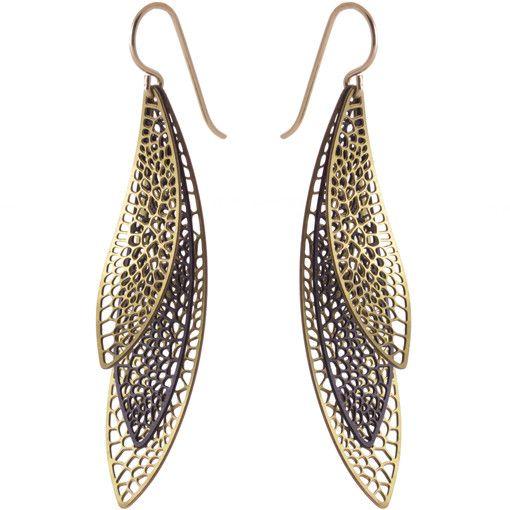 Lacewing Earrings