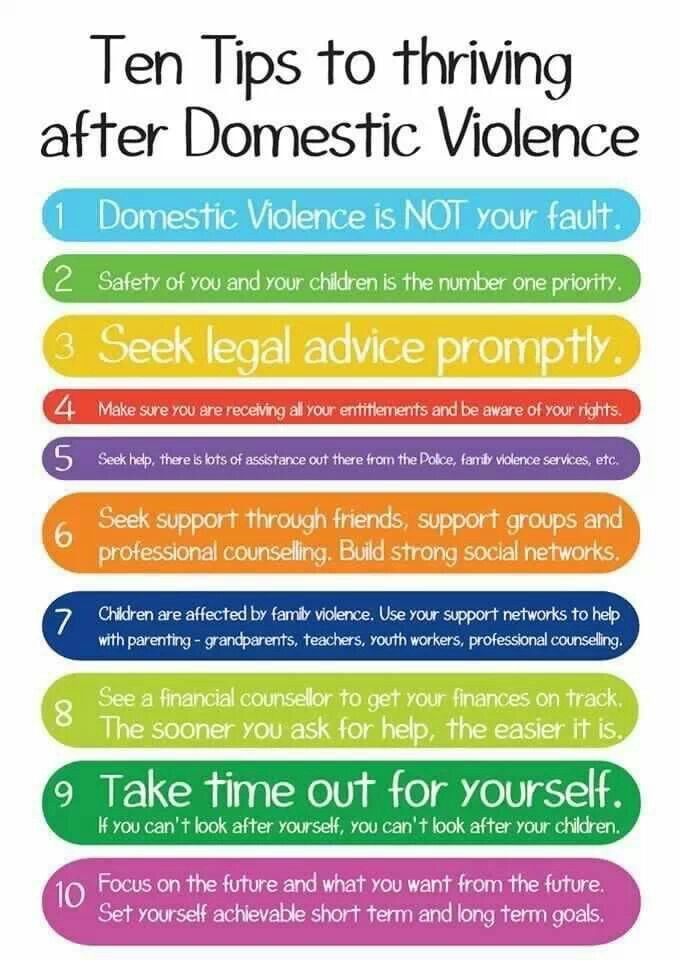 10 tips to thriving after domestic violence https://sobreviviendoapsicopatasynarcisistas.wordpress.com/