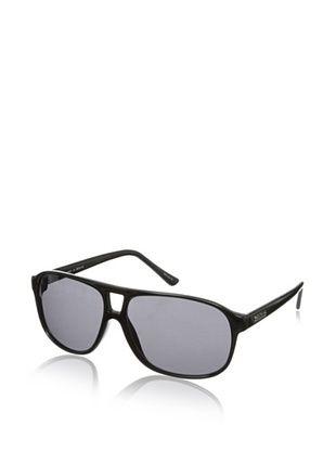 55% OFF Cole Haan Men's 7041 10 Aviator Sunglasses (Black)