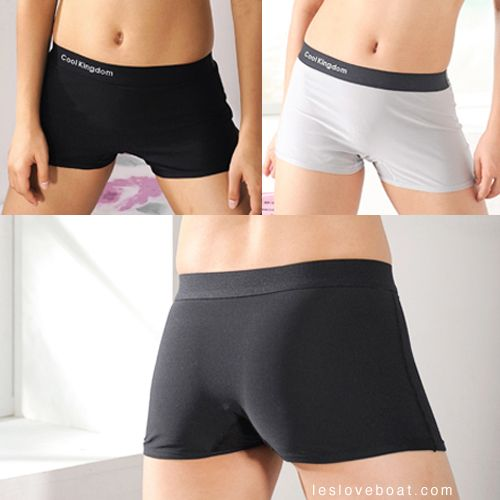 Boxers or Briefs Women's Opinion
