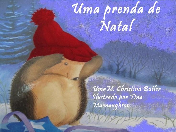 uma prenda de natal by ana via Slideshare