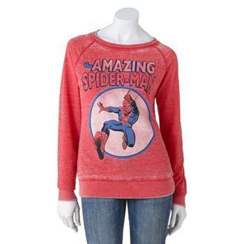 Freeze Spider-Man Sweatshirt - Juniors #Kohls