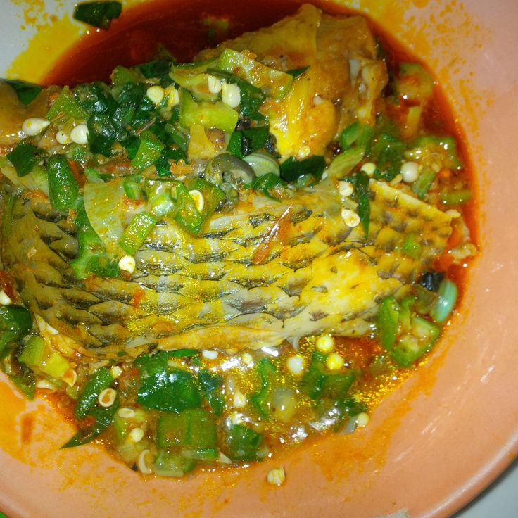 how to make ghanaian spinach stew