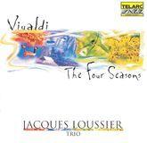 Antonio Vivaldi: The Four Seasons - New Jazz Arrangements [CD]