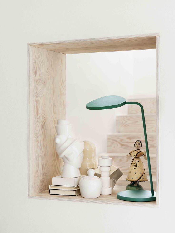 Muuto Plus Grinder And One Salt Jar Shown With Table Lamp Leaf Table Table Lamp Led Table Lamp